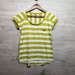 Striped Simple Pocket t Shirt. Perfect! Soft!